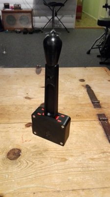 3D-printed sequential shifter  | Sector3 Studios Forum