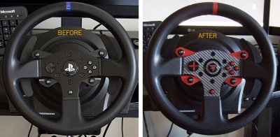A Little Bling For My Race Wheel | Sector3 Studios Forum